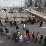 700 detenidos en una marcha indignada en Nueva York 7
