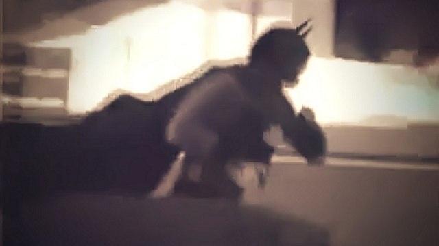 #Video Batman roba para comer 13