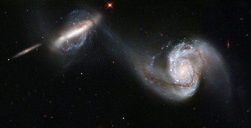 noticias A qué velocidad nos movemos por el Universo