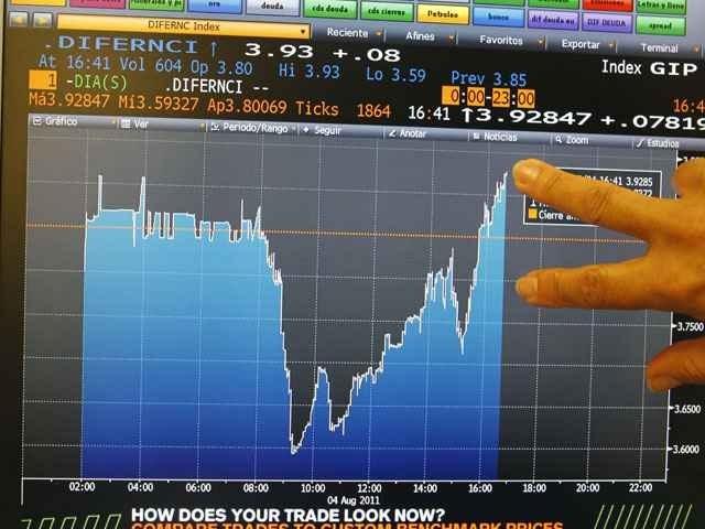 d32703e4d6167ce27e1a9881230505a2 - Aumenta la presión sobre Europa para hacer frente a la crisis de deuda