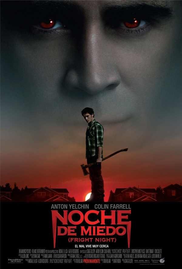 Noticias Curiosas - Cartel de la Película Noche de Miedo 2011
