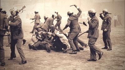 El día en que la policía de Fraga disparó contra una asamblea 26