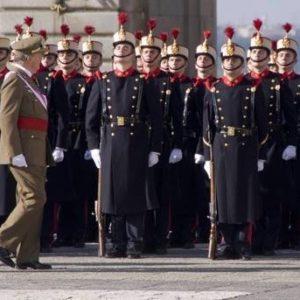 Mantener a la Guardia Real cuesta 45 millones de euros al año 21