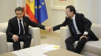 Sarkozy y Rajoy se alían contra las agencias pero seguirán con los recortes 29