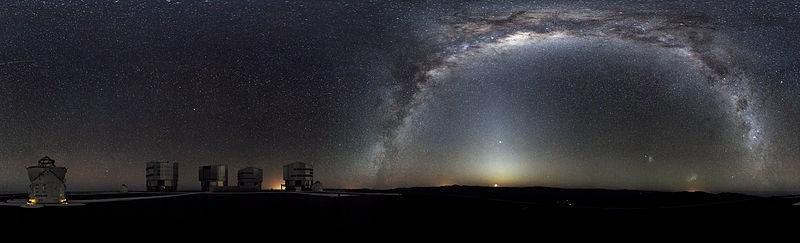 La Vía Láctea contiene miles de millones de planetas habitables 14