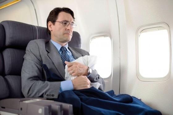 """""""El avión se va a estrellar y voy a morir"""" 11"""