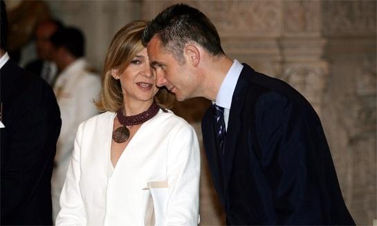 La infanta Cristina invirtió 1.500 euros en la empresa de su marido y ganó más de medio millón 11