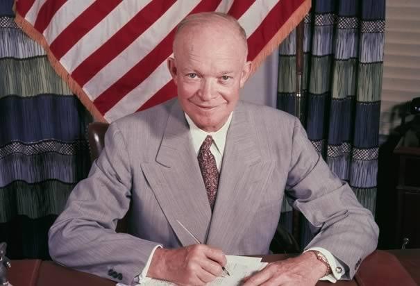 Un ex presidente de Estados Unidos y sus contactos extraterrestres 11