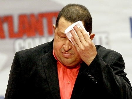 15ae14ebcd7eba1d2512eb81d0ed4784 - Informe secreto: la salud de Chávez