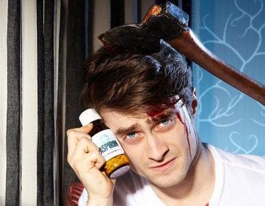 Harry Potter actuó algunas escenas totalmente borracho 10