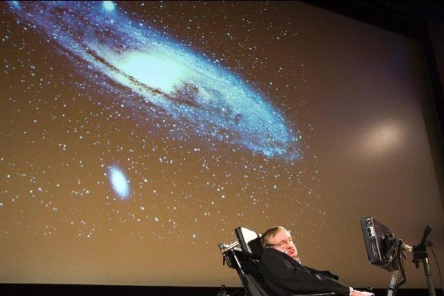 Stephen Hawking descarta a Dios como creador del universo 12