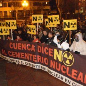 La Plataforma contra el Cementerio Nuclear de Cuenca continúa con sus acciones de protesta 21
