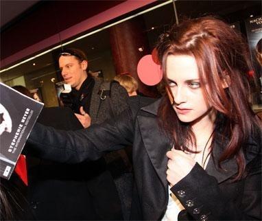 Kirsten Stewart siente miedo de que sus fans la asesinen 12