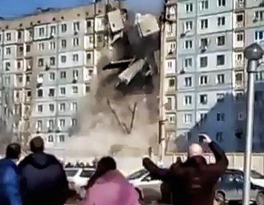 Impresionante video: explosión derrumba edificio en Rusia 9