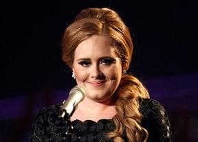 Adele fue cazada practicando sexo en un coche 13
