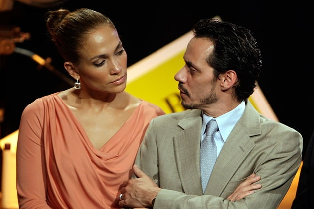 Jennifer López abofeteó a su exesposo en ¡Q'Viva! The Chosen 13