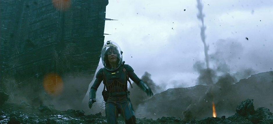 Trailer de la película Prometheus 13