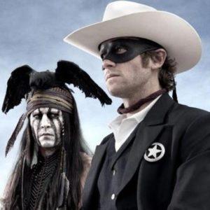 Johnny Depp en la primera imagen de El Llanero Solitario 27