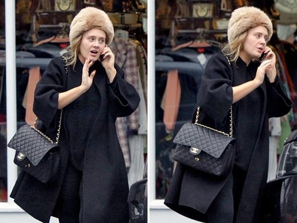 Adele se puso a dieta 11