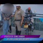 Policía corrupto se traga dinero para borrar pruebas de chantaje 6