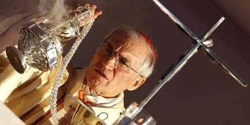 """261c7e756693c00078e3b5bd5b70bd21 - Rouco fue advertido de la sociedad paramilitar que está dispuesta a """"derramar sangre"""" por """"el reinado de Dios"""""""