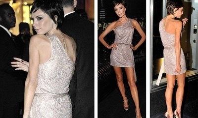 "Victoria Beckham cree que la talla 34 representa ""al público en general"" 14"