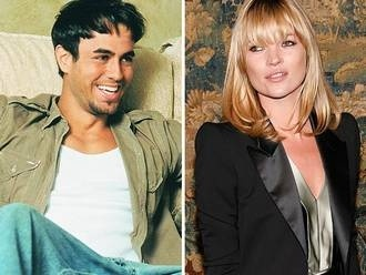 Qué pasó entre Kate Moss y Enrique Iglesias 12