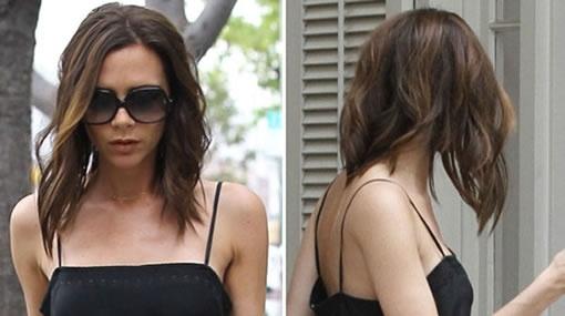 El cambio de look de Victoria Beckham 26