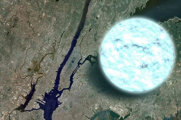 4c2e419a7c13e2ee37c5b90d72be8d5e - Tamaño de una estrella de neutrones en comparación con Nueva York