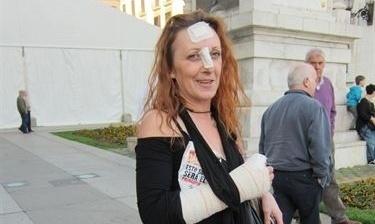 5797d1f60126eefee07bff9a020e2593 - Una sindicalista apuñalada por un empresario en Torrelavega, que ya está en libertad