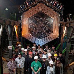 Logran enviar un mensaje en un haz de neutrinos por primera vez 25