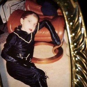 Lady Gaga mostró algunas fotos de su niñez 7
