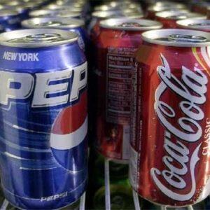 ¿Cuántas latas de Coca-Cola y Pepsi causan cáncer? 23