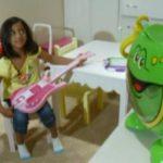 Uno de los terroristas más buscados por el FBI: Una niñita de sólo 6 años 6