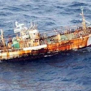Barco fantasma: desapareció en el tsunami de Japón y ahora apareció a la deriva en Canadá 26