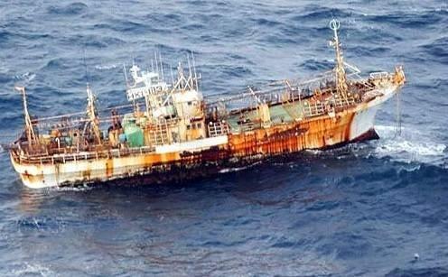 8390aa5ce8e50f32cee2f668a00694aa - Barco fantasma: desapareció en el tsunami de Japón y ahora apareció a la deriva en Canadá