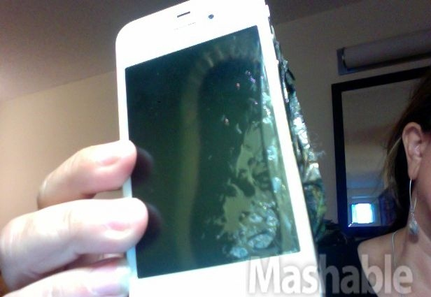 Otro iPhone 4 se incendia y explota en Estados Unidos 13