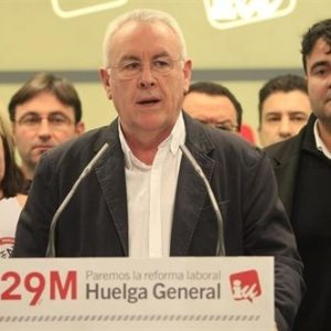 Cayo Lara: El 29 de marzo hay que parar este país 18