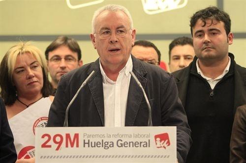 Cayo Lara: El 29 de marzo hay que parar este país 13