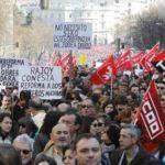 La crisis dispara las protestas y ya deja una media de 60 al día 8