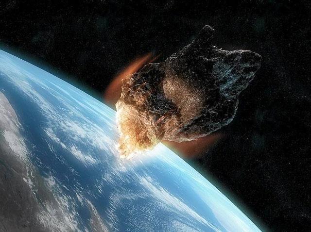 un asteroide de 50 metros rozará la Tierra en 2013 2