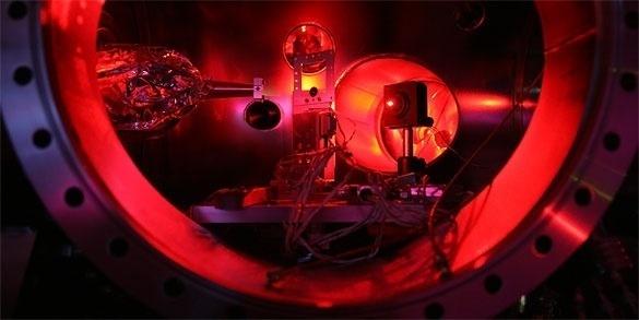 El láser de rayos X más potente del mundo crea materia a 2 millones de grados 9