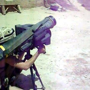 Bazooka dispara un misil globo en Afghanistan 23