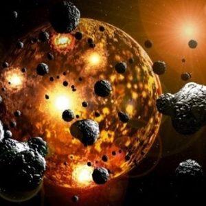 4,500 millones de años de evolución lunar en 3 minutos 20