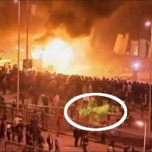 Captan en Egipto el cuarto jinete del apocalipsis 5