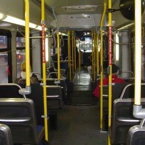 No te quedes dormido en el bus 28