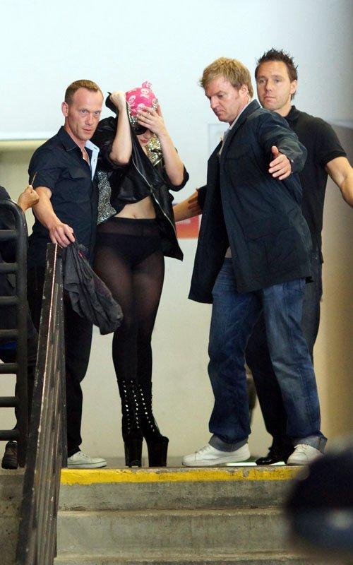 El imperdonable look de Lady Gaga en su cumpleaños 16