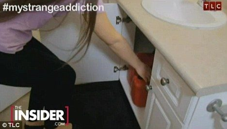 noticias Shannon y su adicción a la gasolina
