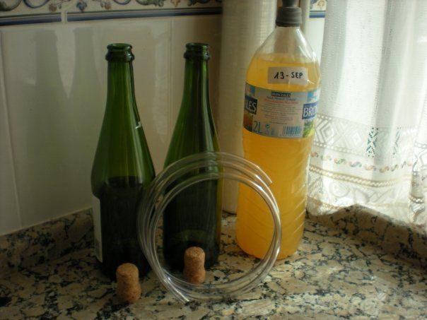 Manual de como hacer hidromiel (la cerveza vikinga) 2