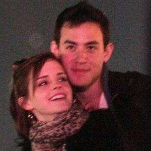 Emma Watson, enamorada de un misterioso joven 6